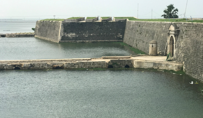 jaffna-fort