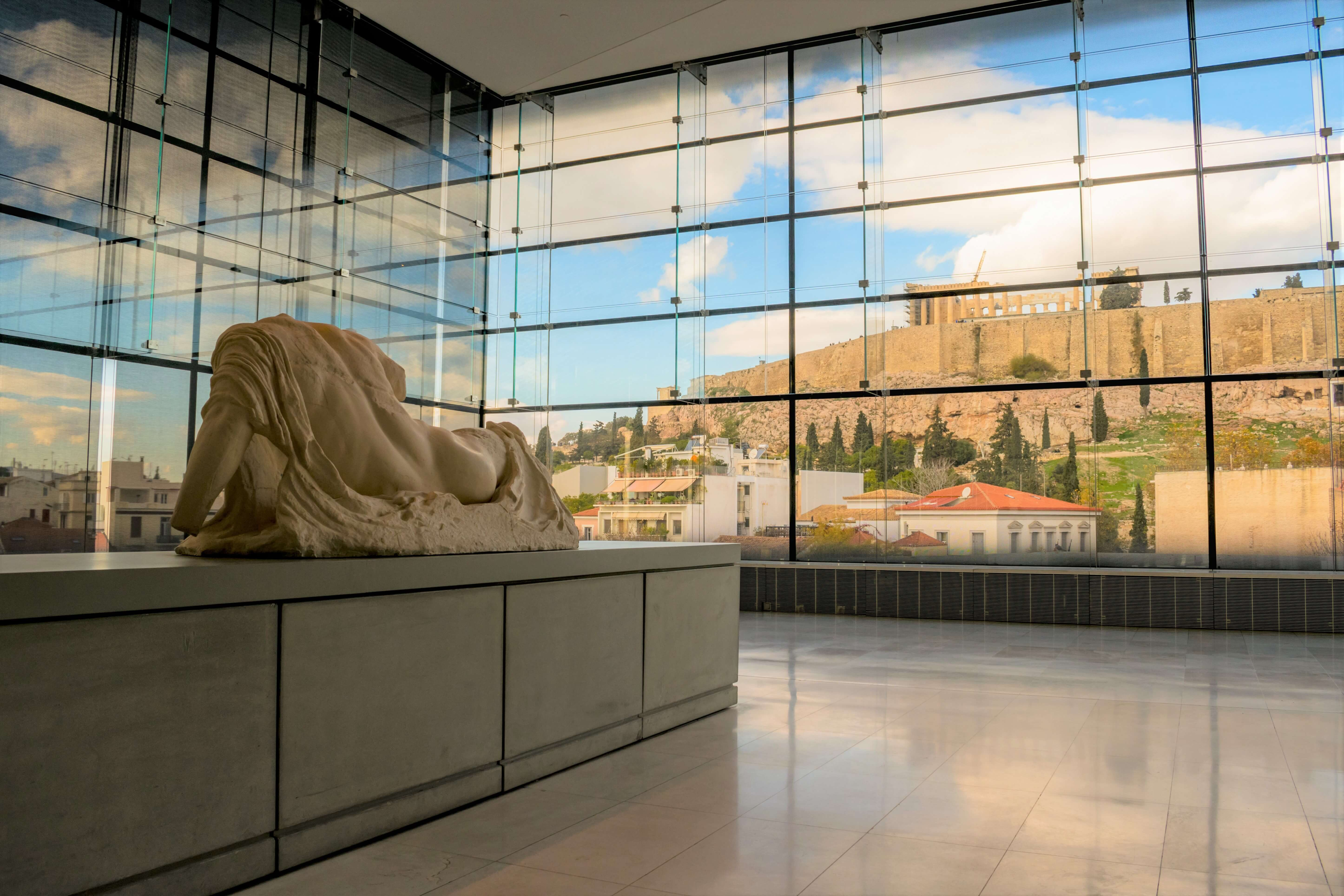 Athens,,Greece:,December,09,,2017:,Interior,View,Of,The,New